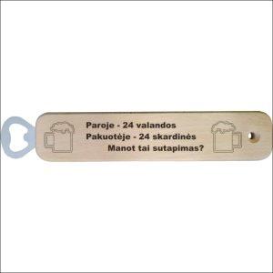 """ATIDARYTUVAS """"PAROJE - 24 VALANDOS"""""""