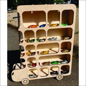 Mašinėlių garažas