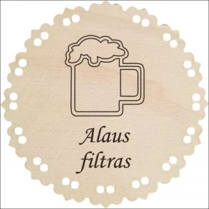 "MEDINIS MEDALIS ""ALUS FILTRAS"""
