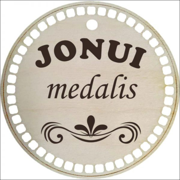 """MEDINIS MEDALIS """"JONUI"""""""