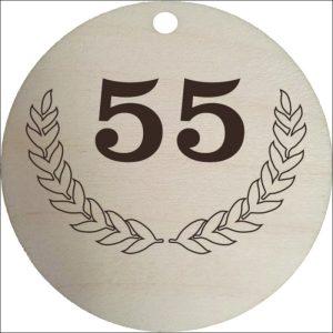 "MEDINIS MEDALIS ""55"""