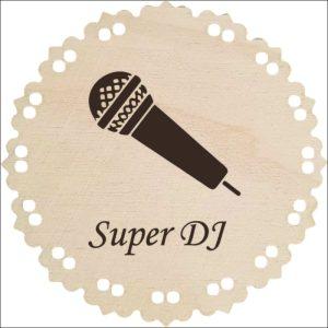"""MEDINIS MEDALIS """"SUPER DJ"""""""