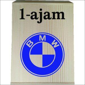 """MEDINĖ TAUPYKLĖ """"1-AJAM BMW"""""""