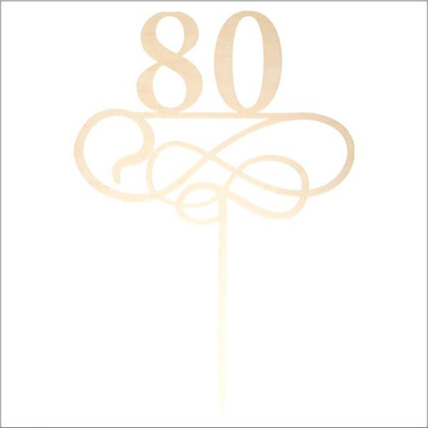 """SMEIGTUKAS """"80"""""""