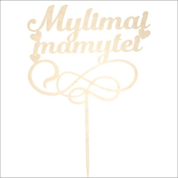 "SMEIGTUKAS ""MYLIMAI MAMYTEI"""